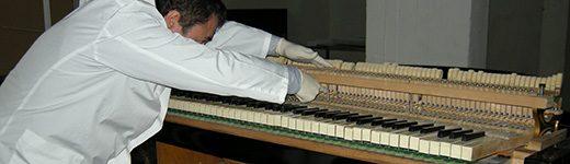 Manutenzione del pianoforte